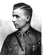 Horst Wessel portrait