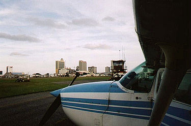 Bader skyline